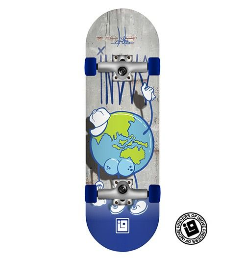 Fingerboard Completo Inove - Collab Drots