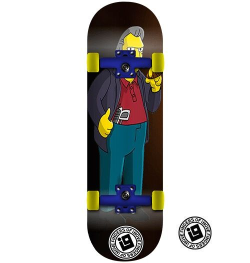 Fingerboard Completo Inove - Fat Tony