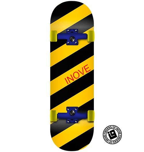 Fingerboard Completo Inove - Traffic Signs