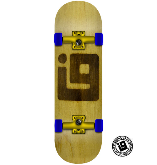Fingerboard Completo Inove - Exotic #03