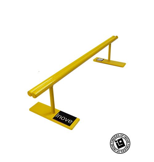 Iron Rail Double Yellow Inove