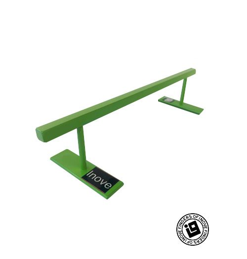 Iron Rail Square Green Inove