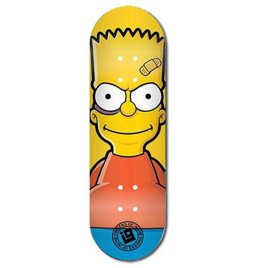 Deck Inove - Bart Simpsons