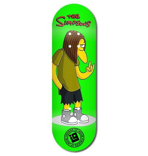 Deck Inove - Dolph Simpsons
