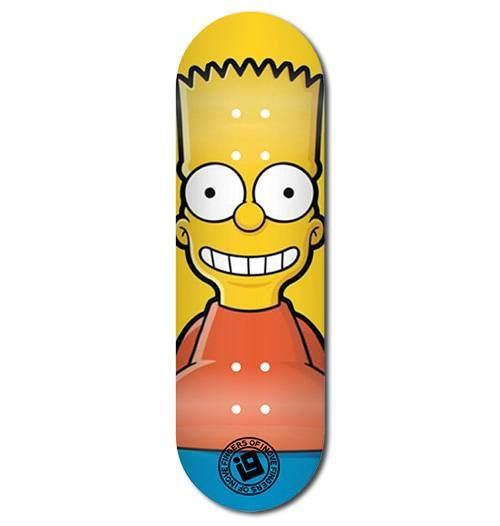 Deck Inove - Happy Bart Simpsons