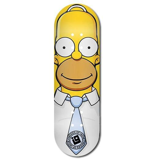 Deck Inove - Homer Simpsons