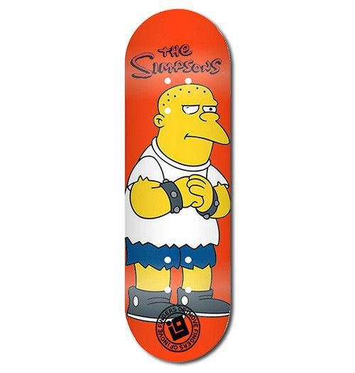 Deck Inove - Kearney Simpsons
