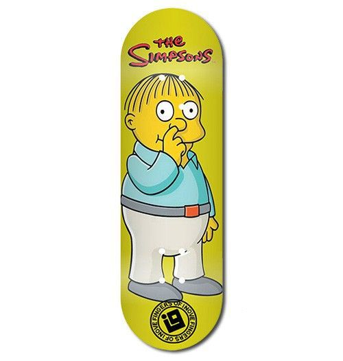 Deck Inove - Ralph Simpsons