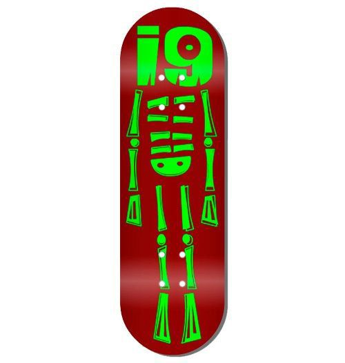 Deck Inove - Skeleton Wine