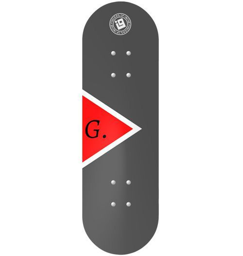 Deck Inove - Deck Inove - Collab Guy Gray - 34mm
