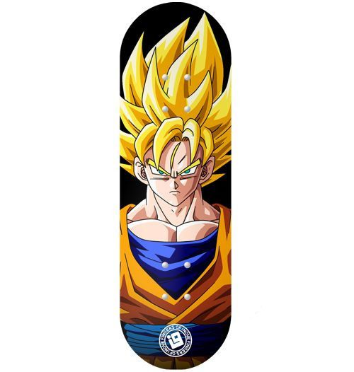Deck Inove - Dragon Ball Goku - 34mm