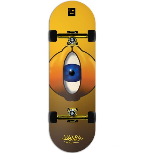 Fingerboard Completo Inove Premium - Big Eye
