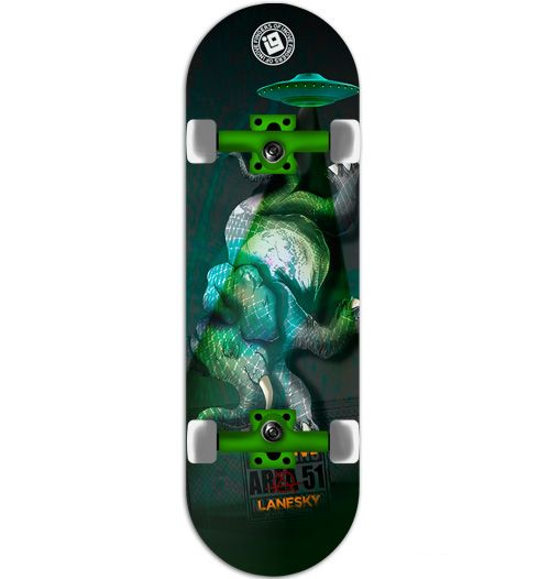 Fingerboard Completo Inove - The Elephant