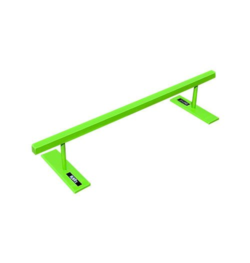 Iron Rail Square Green Hollywoodogz Inove