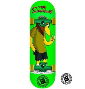 Fingerboard Completo Inove - Dolph Simpsons