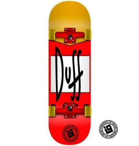 Fingerboard Completo Inove - Duff Simpsons
