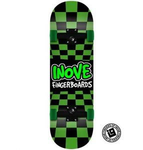 Fingerboard Completo Inove - Green Grid