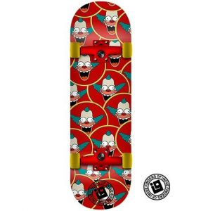 Fingerboard Completo Inove - Krusty Simpsons