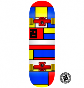Fingerboard Completo Inove - Colors