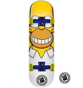Fingerboard Completo Inove - Happy Homer Simpsons