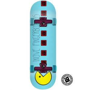 Fingerboard Completo Inove - Pac Man