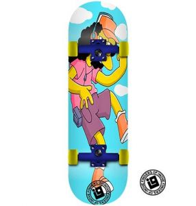 Fingerboard Completo Inove - Otto Mann Simpsons