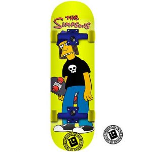 Fingerboard Completo Inove - Jimbo Jones Simpsons