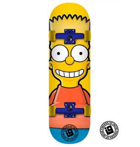 Fingerboard Completo Inove - Happy Bart Simpsons