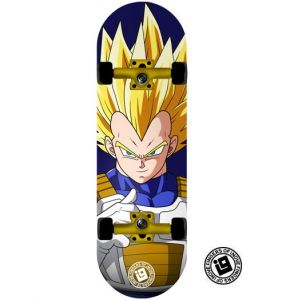 Fingerboard Completo Inove - Dragon Ball Vegeta