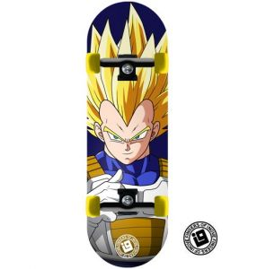 Fingerboard Completo Inove Premium - Dragon Ball Vegeta