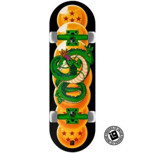 Fingerboard Completo Inove - Dragon Ball Shenlong e Esferas do Dragão