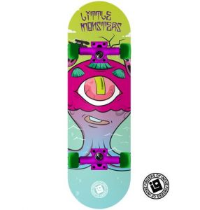 Fingerboard Completo Inove - Collab Mateus Freitas Little Monsters Octto