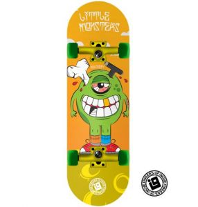 Fingerboard Completo Inove - Collab Mateus Freitas Little Monsters Trazzy