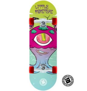 Fingerboard Completo Inove Premium - Collab Mateus Freitas Little Monsters Octto