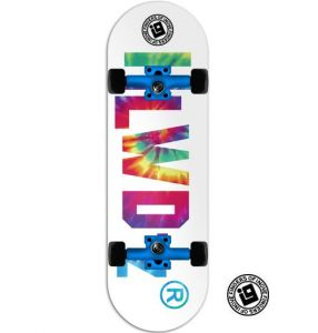 Fingerboard Completo Inove - Collab Hollywoodogz Logo Tie Dye
