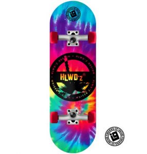 Fingerboard Completo Inove - Collab Hollywoodogz Tie Dye