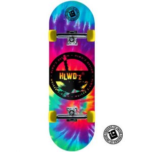 Fingerboard Completo Inove Premium - Collab Hollywoodogz Tie Dye