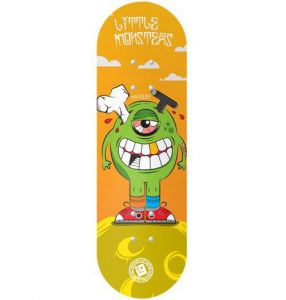 Deck Inove - Collab Mateus Freitas Little Monsters Trazzy - 34mm